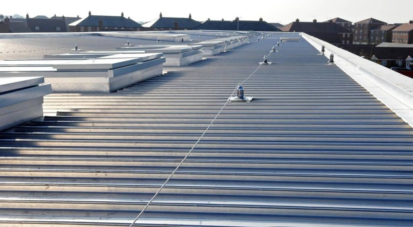 Often Commercial Roofs Reinspected